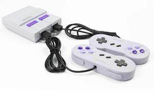10 PCS O Novo Super Mini Game Console Pode Armazenar 660 Jogos Clássicos SNES NES PAL NTSC E Com Caixas De Varejo