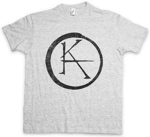 KA LOGO T-SHIRT The Dark Sign Insigne Logo Tower Gan destin destin ka-tel