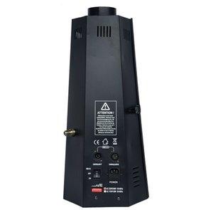 200W Efecto de escenario Flame Machine Proyector DMX Fire Jet con gas LPG como combustible Fácil Operar DMX 512 Control Factory Sale LLFA