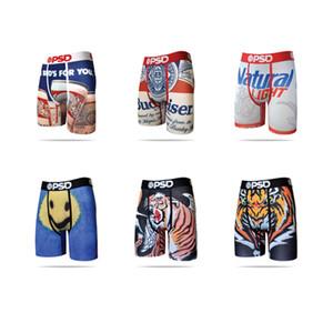 Desen spor hip hop kaya tüketim çamaşırı kaykay sokak modası breif Rastgele stilleri PSD çamaşırı Erkekler unisex boksörler legging streched
