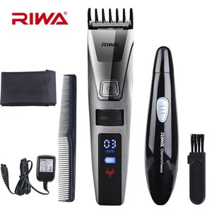100-240 В K3 беспроводной ЖК-цифровой дисплей мужской волос триммер машинки для стрижки быстрая перезаряжаемая Стрижка стрижка машина парикмахерские расческа