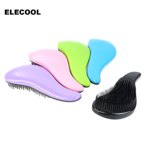ELECOOL Large 1Pcs Anti-Static Hair Brush Comb Professional De Hair Brush Comb escova de cabelo Styling Tool For Women