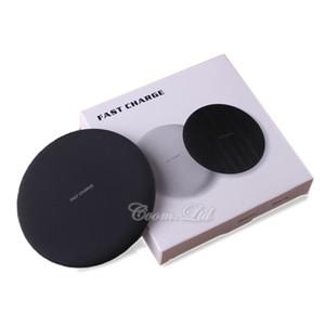 Q1 Wireless Chargerl Lade Pad handy-ladegerät dock 9 v 1.67A schnelles ladegerät schnelles ladegerät Ladetechnik für iphone X Samsung S8