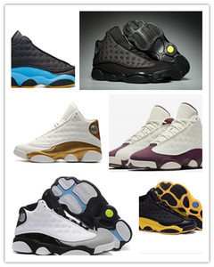 NIKE AIR JORDAN RETRO 13 XIII Herren-Basketballschuhe GS Love Respect Schwarz Weiß DMP All Star Chutney Low 2018 13s Grün Damen Sneakers Drop US5.5-13