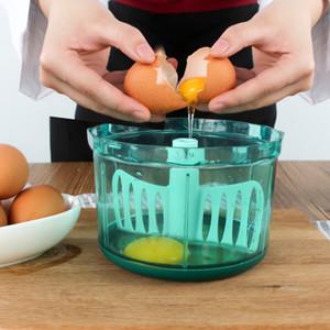 Neues Design Gemüsehacker Cutter Prozessor Chopper Knoblauch Cutter Gemüse Obst Twist Shredder Manuelle Fleischwolf Mehl Eierrührer