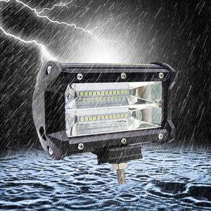 5 pollici 7210800 Lm LED luce da lavoro impermeabile duraturo refitted auto tetto lampada 12V Kerry chip striscia fuoristrada camion