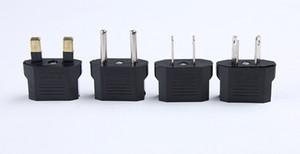 Mini Power Adaptor EU Standard Go US Standard Mini Australia Standard Power Adaptor Plug UK Travel Transfer Power Adaptor 100PCS