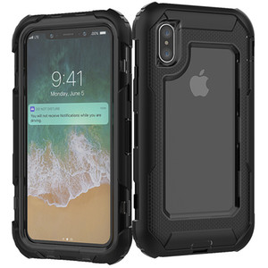 For Samsung Galaxy S9 plus s9 case Hybrid Armor 4 in 1 Case Shockproof Skid Practical High Quality Belt Clip phone Case
