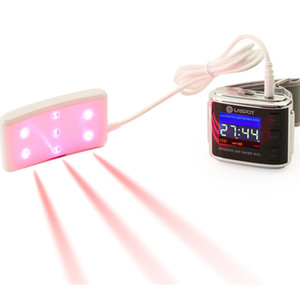 Kaltes Laser-Therapiegerät CER 650nm Halbleiter genehmigt mit gutem Rückgespräch, um diabetet und Bluthochdruck zu behandeln