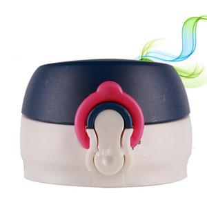 غطاء كأس الأزياء فراغ الكأس أجزاء غطاء drinkware ألوان متعددة PP البلاستيك قفل ترتد الأغطية حار بيع 4zz V