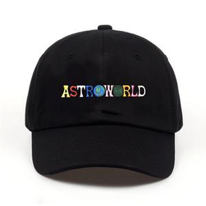 Hip Hop Fashion Hat Travis Scotts Neueste Astroworld Cap Cotton-Qualitäts-Stickerei-Baseball-Caps