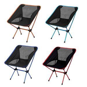 Portable Singda Folding Chair Ultralight Beach Seats for Hiking Fishing Festival Picnic BBQ Camping Stool Backrest Chair stools DHL shipping