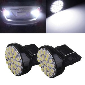 DC12V 6000K White Light 3156-T25 22SMD LED Car Lamp Auto Stop Tail Light Brake Lamp Parking Lights Turn Signal Lights