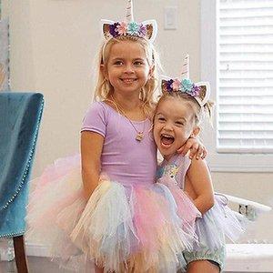 Bonito Unicórnio Chifre com Flor de Rosa e Cabelo Strass Aro Headwear Cabelo Partido Headband Fantasia Vestido de Halloween Traje