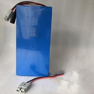 Freies duty ebike akku 60 V 20Ah 1200 watt Lithium Elektroroller Batterie mit 67,2 v 2A Ladegerät 30A BMS