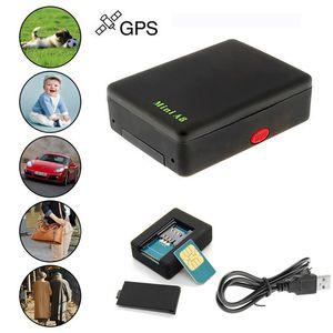 Fcarobd البسيطة a8 gps المقتفي محدد الوقت الحقيقي سيارة أطفال gsm gprs lbs تتبع محول الطاقة مع زر sos
