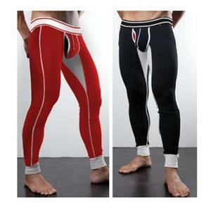 Hombres Calientes Long Johns Clothes Faja Masculina Cálido Pantalones Hombres Body Shaper Ropa Interior Larga Para Hombre Calzoncillos Sexy Ropa Interior Térmica