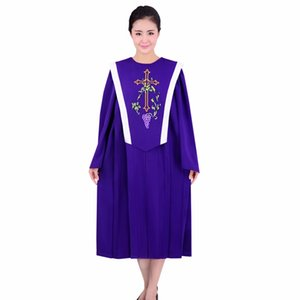 Christian church choir robe clothing poem choir hymn holy garments baptism service chiesa cristiana del coro la chorale de legl