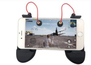 Data Frog Pubg Gamepad di gioco per telefono cellulare Controller di gioco Sparatutto Pulsante di fuoco per IPhone per coltelli