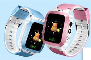 ذكية ووتش Q528 الأطفال GPS الذكية مع مصباح يدوي وكاميرا مراقبة الطفل SOS Call Location Tracker للجهاز الآمن للأطفال