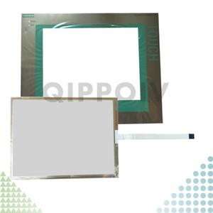 Panel 12 Touch 677/877 A5E00325419 Nuovo pannello touchscreen HMI PLC touchscreen E etichetta frontale