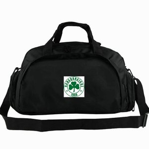 Pao Duffel Bag Panathinaikos Tote Athlitikos Омилос Футбольный клуб рюкзак Футбол Значок Багаж Спорт Плечо Duffle Открытый слинг
