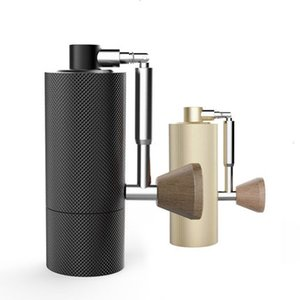 tragbare manuelle Kaffeebohne manuelle Grinder Haushaltshand Grinder Mini Grinder Kaffeemaschine