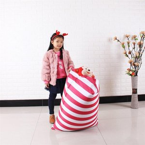 패션 스토리지 콩 가방 대형 장난감 실용적인 구형 다이아몬드 모양의 캔버스 가방 수집 장난감 완두콩 동물 유용한 주최자 ZZ