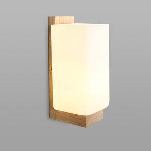 LED Duvar Lambası Kapalı Modern Yüzeye Monte Küp LED Duvar Işık İç Aydınlatma Dirseği Lamba merdiven ışıkları E27 Soket Max 60 W