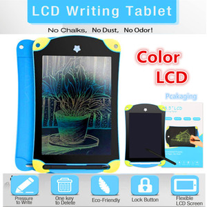 Color LCD Writing Tablet Digital Portable 8.5 Inch Drawing Tablet Handwriting Pads Electronic Tablet Board for Adults Kids Children