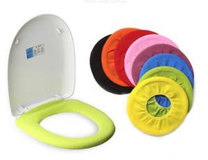 Warme weiche Toilettenabdeckung Sitz Deckel Pad Badezimmer CloseTestool Protector Badezimmer Zubehör Set Toilette Sitzbezug Matte