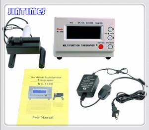 Envío gratuito Weishi reloj mecánico Timing Timing probador Timegrapher multifunción Máquina -1000