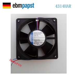 Commercio all'ingrosso tedesco (ebmpapst 4314HAR) (ebmpapst 3956) (ebmpapst W4D300-DA04-09) (ebmpapst W4D630-GD01-01) (ebmpapst W4D400-DP12-40) ventola di raffreddamento