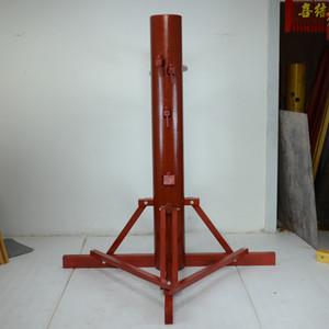 manichino di pugilato per l'altezza di addestramento chun alare 135-175cm può personalizzare il manichino di legno in legno massello di kung fu con pastiglie