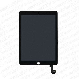 5PCS New LCD Display Touch Screen Digitizer Replacement Assembly for iPad Air 2 free Shipping