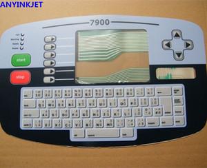 pour le clavier d'affichage de clavier d'imprimante de Linx 7900 dispaly