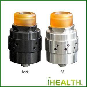 100% auténtico Cthulhu Iris Mesh BF RDA atomizador con 24 mm de diámetro con dos puntas de goteo y anillos de flujo de aire