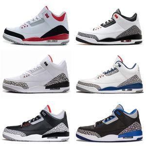 Hommes Basketball Chaussures Ciment Noir Blanc LANCER FRANC Ligne JTH NRG Tinker Hartfield mens blanc pur Sport Formateurs Bleu III femmes Sneaker 4s # 1