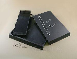 حالة الإسكان الكامل ل PS4 1000 وحدة التحكم اللون الأسود ل PS4 1100 قذيفة