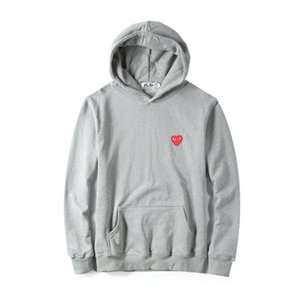 Top Quality mens designer jackets Sweatershirt Pullover HOODIES WITH red HEART HOLIDAY desinger windbreaker jacekt for man woman fear god