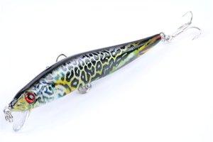 Оптовая отличный хороший камуфляж рыболовные приманки гольян, качество профессиональные приманки 10 см/10 г горячая модель искусственные приманки Pesca