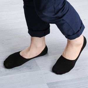 Moda Unisex Mujeres Hombres Loafer Barco Antideslizante Invisible No Show Forro antideslizante de corte Bajo Suave Transpirable Calcetines de Algodón Venta Caliente
