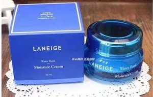 Ausgezeichnete Qualität Laneige Moisturizing Wasser Bank Gel-Creme Mineral Water Day Nachtcreme 50 ml