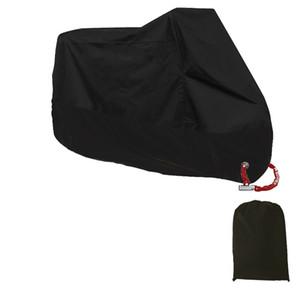 OHANEE coprimoto All Season e impermeabile alla polvere UV di protezione esterni Lock-fori Indoor design Moto Rain Cover