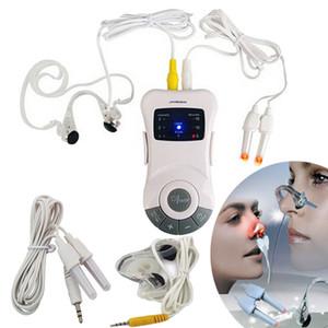 Laser bionase nose 비염 부비동염 레이저 펄스 치료 코 고는 거 방지 클립 치료 마사지 알레르기 필터 통증 완화제