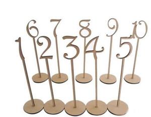 Fai da te Trucioli Sedile Wedding Card Crafts feste Prop Con Tavolo Numero Arti Multi Function Fun decorazioni new 30am ZZ