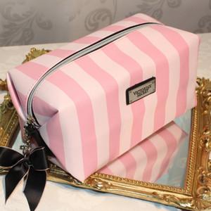 Sacchetto cosmetico portatile della borsa di lavaggio di viaggio impermeabile multifunzionale adorabile di grande capacità della ragazza semplice portatile