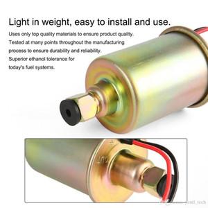 Envío libre de baja presión de la bomba de combustible electrónica de transferencia de aceite de la bomba E8012S portátil de gasolina 12V