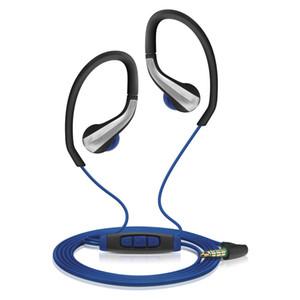Vente chaude mode populaire sport écouteurs intra-auriculaires noir et blanc avec le paquet de détail
