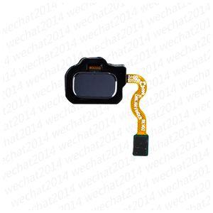 Pulsante Menu 50PCS tocco Fingerprint Sensor Back Home tasto invio il cavo della flessione per Samsung S8 più S9 Inoltre nota 8